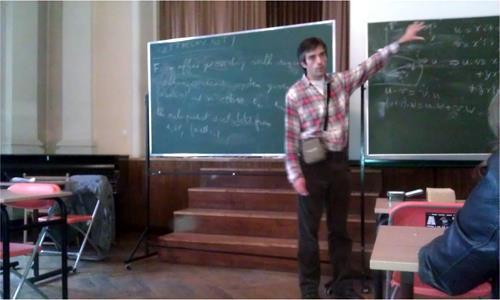 Wyklad matematyczny 2012