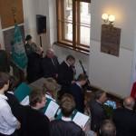 2013 Odsłonięcie tablicy A_Skrzyński (1)