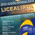 2014 06 finał polski licealiady siatkówka 2