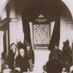 Archiwum odsłonięcie tablicy poległych w walkach o wolność 1914 1920