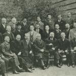 Historia szkoły  GRONO profesorów 1926 r