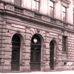 Historia szkoły budynek szkoły na ul_Sobieskiego rok 1934