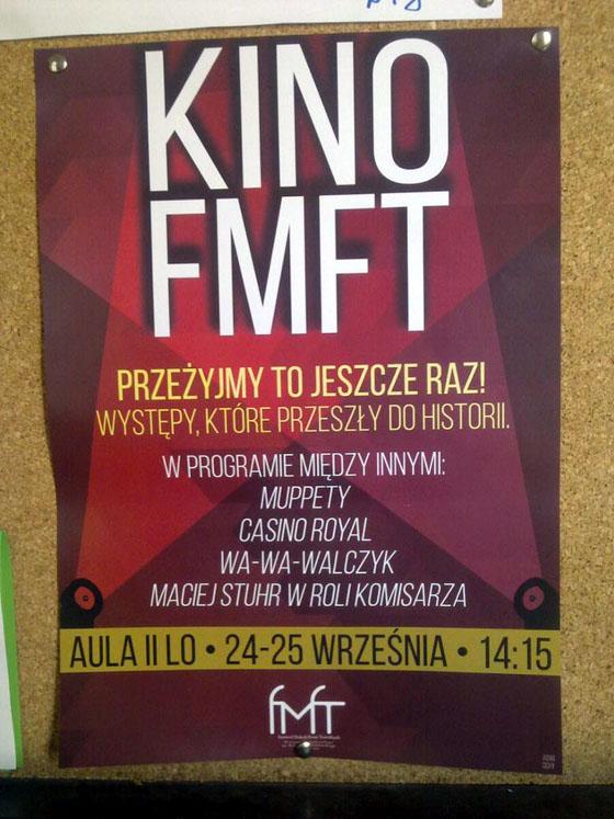 Kino FMFT 2014
