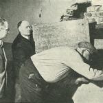 ODMUROWANIE tablic pamiątkowych 1958