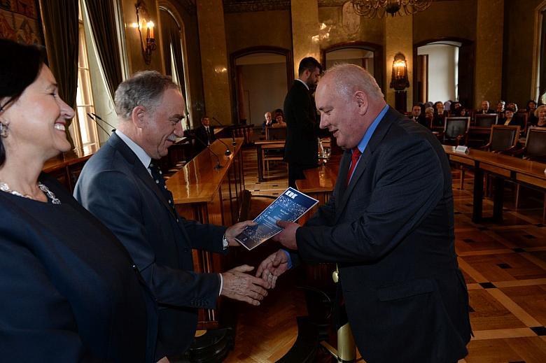 2014-10-14 Nagroda Prezydenta Miasta Krakowa dyrektor