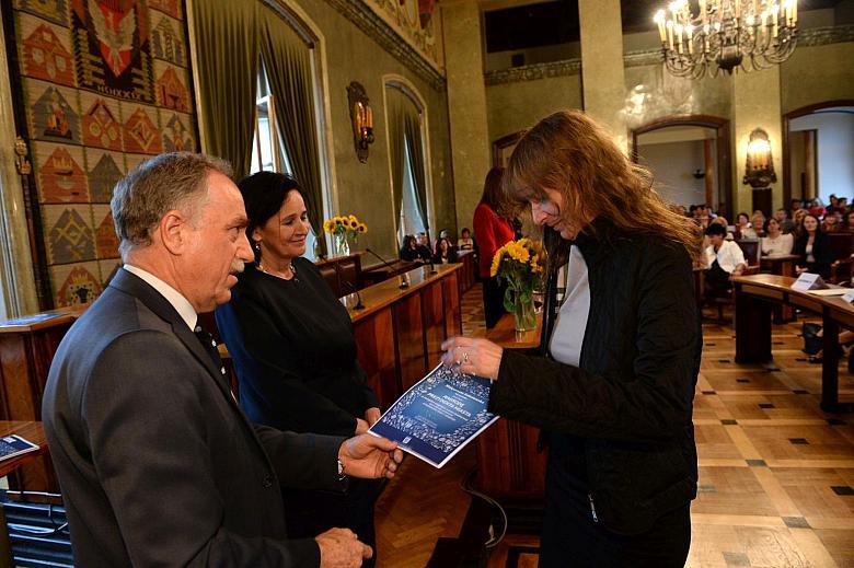 2014-10-14 Nagroda Prezydenta Miasta Krakowa nauczyciel