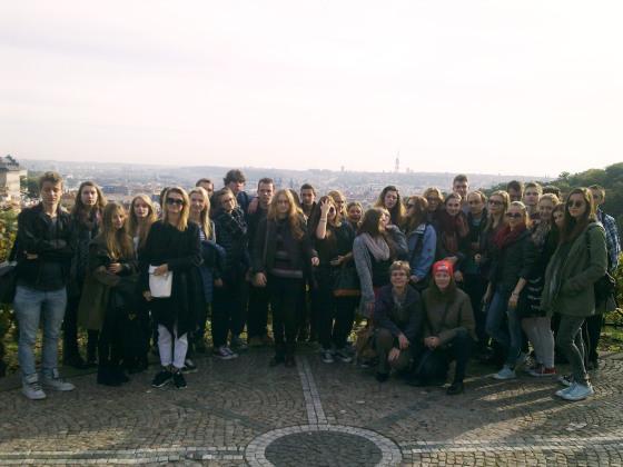 2014 Wycieczka Praga klasa 2g (23)