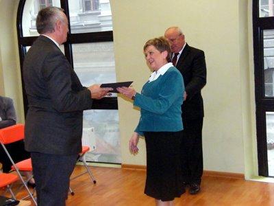 2011 Nagroda Dyrektor Leszek Lupa
