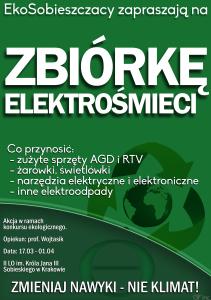 2014 03 Ekosobieszczacy plakat
