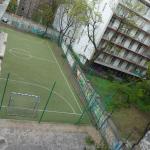 Budynek boisko zewnętrzne