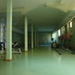 Budynek siłownia