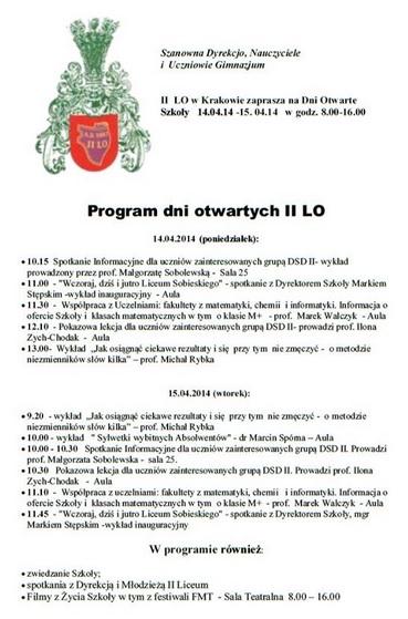 Dni Otwarte II LO 2014 (5)