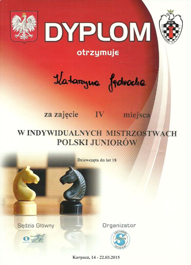 Szachowe Mistrzostwa Polski Juniorów