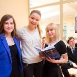 Finalistki Olimpiady Wiedzy o Państwie i Prawie 2015 - 1