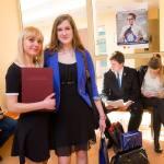 Finalistki Olimpiady Wiedzy o Państwie i Prawie 2015 -  5