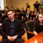 Finalistki Olimpiady Wiedzy o Państwie i Prawie 2015 -  3