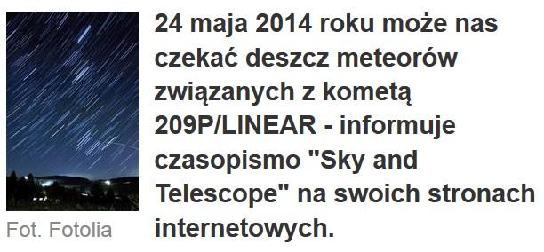 2014 05 deszcz meteorytów