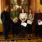 """Samorządowy Konkurs Nastolatków """"8 Wspaniałych 2015"""""""