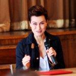Spotkanie z Panią Danutą Stenką 2015