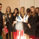 9.11.2010 Dr Andrzej Duda wygłasza przemówienie po odsłonięciu tablicy poświęconej pamięci 10 generałów Polski Niepodległej