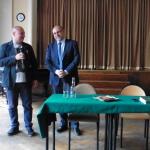 """""""Żołnierze wyklęci"""" - spotkanie z Tadeuszem Płużańskim. 17.06.2015"""