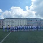 Mecz piłkarski Sobieski:Nowodworek 24.06.2015