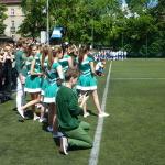 Mecz piłkarski Sobieski:Nowodworek 24.06.2015, Króla Snapchata II LO