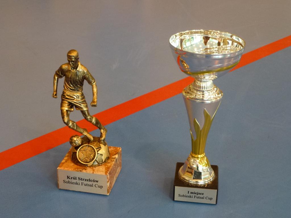 """Finał Szkolnej Ligi Futsalu """"Sobieski Futsal Cup"""" 2015"""