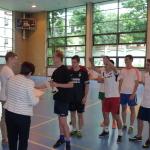 """Finał Szkolnej Ligi Futsalu """"Sobieski Futsal Cup"""" 2015 Mistrzowie klasa 2e"""