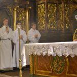 Msza święta w Bazylice OO. Karmelitów 4