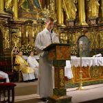 Msza święta w Bazylice OO. Karmelitów 5