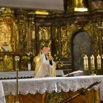 Msza święta w Bazylice OO. Karmelitów 7
