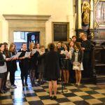 Msza święta w Bazylice OO. Karmelitów 9