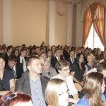 Spotkanie z najlepszymi uczniami w dniu zakończenia roku szkolnego 17
