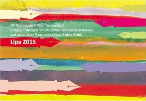 Konkurs Literacki LIPA 2015