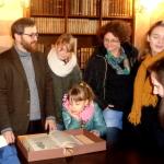Księgozbiór Kościoła Karmelitów - wizyta 2015