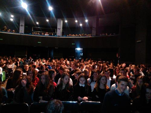 Teatr w języku angielskim THE CANTERVILLE GHOST 2016  (1)