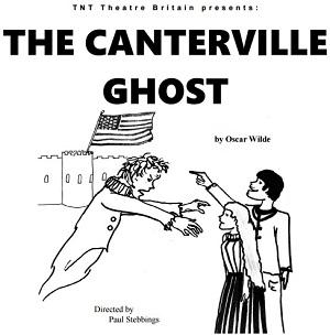 Teatr w języku angielskim THE CANTERVILLE GHOST 2016  (2)
