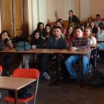 Rewizyta uczniów z Liceo C. Becarria z Mediolanu 2016 (1)