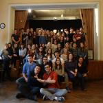 Rewizyta uczniów z Liceo C. Becarria z Mediolanu 2016 (4)