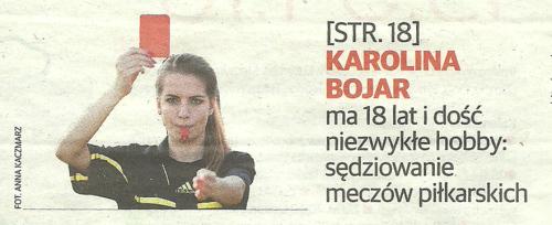 Gazeta Krakowska 15.04.2016