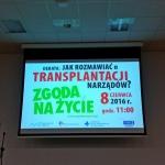 Debata o transplantalogii Kraków 2016 (1)