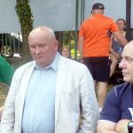 Mecz piłkarski Sobieski-Nowodworek , Dyrektor II LO Marek Stępski