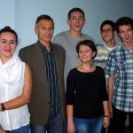 Redakcja FAMY + prof.Bielecki 2014