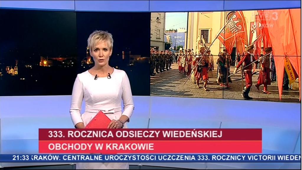 TVP Kraków Kronika Slubownaie klas O 2016