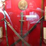 Wiedeń, 333 rocznica Victorii Wiedeńskiej 12.09.2016, szabla króla Jana III Sobieskiego w środku