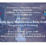 IV kadencja Młodzieżowej Rady Krakowa 2016-2017
