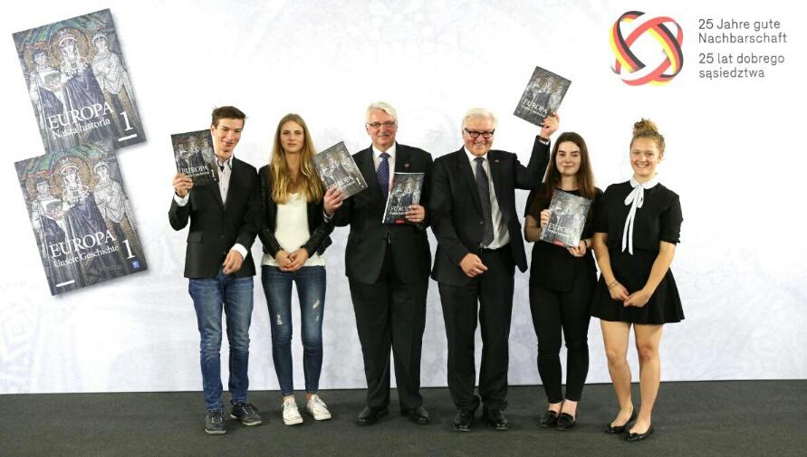 Polsko-niemiecki podręcznik historii Europy cz.1