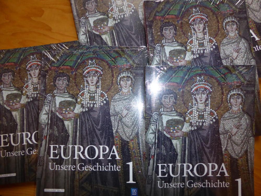 Polsko-niemiecki podręcznik historii Europy cz.1 Europa Unsere Geschichte 1