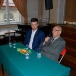 Spotkanie z kpt. Stanisławem Szuro 21.10.2016